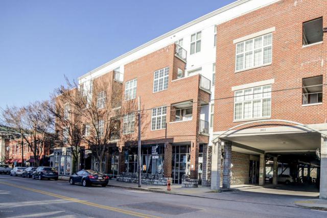 2011 Frankfort Ave #308, Louisville, KY 40206 (#1493545) :: Team Panella