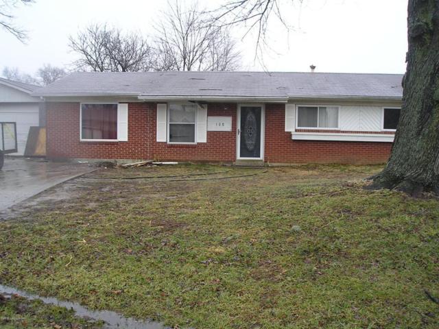 108 N Circlecrest Dr #1, Louisville, KY 40229 (#1493738) :: Team Panella