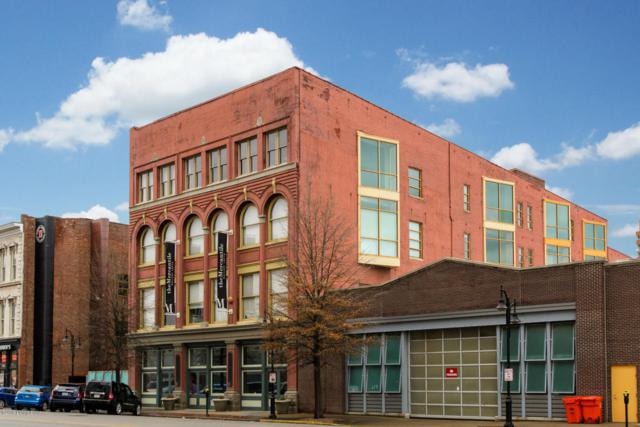 309 E Market St #206, Louisville, KY 40202 (#1494338) :: At Home In Louisville Real Estate Group