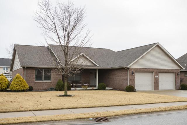 1657 E Bell Ford Dr, Seymour, IN 47274 (#1495662) :: Segrest Group