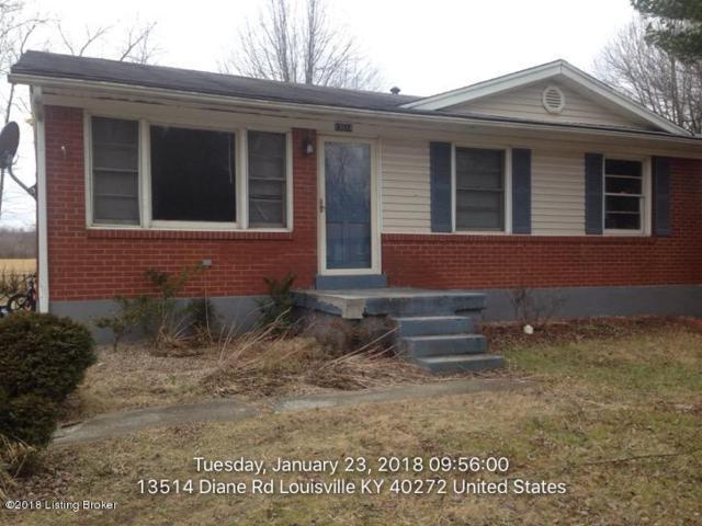 13514 Diane Rd, Louisville, KY 40272 (#1496099) :: Segrest Group