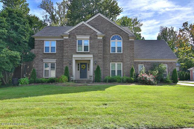 9106 Hurstwood Ct, Louisville, KY 40222 (#1496553) :: The Sokoler-Medley Team