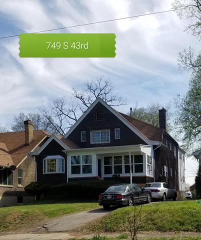 749 S 43rd St, Louisville, KY 40211 (#1496617) :: The Stiller Group