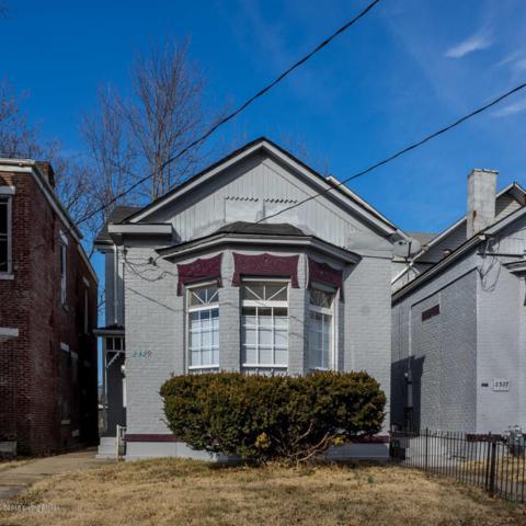 2329 W Chestnut St, Louisville, KY 40211 (#1498050) :: Segrest Group