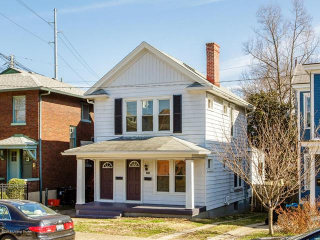 1846 Tyler, Louisville, KY 40204 (#1498149) :: Keller Williams Louisville East