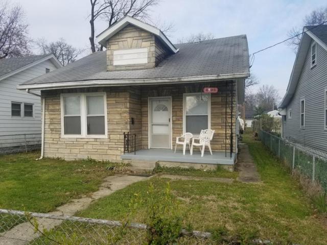 3538 Kahlert Ave, Louisville, KY 40215 (#1500185) :: The Elizabeth Monarch Group
