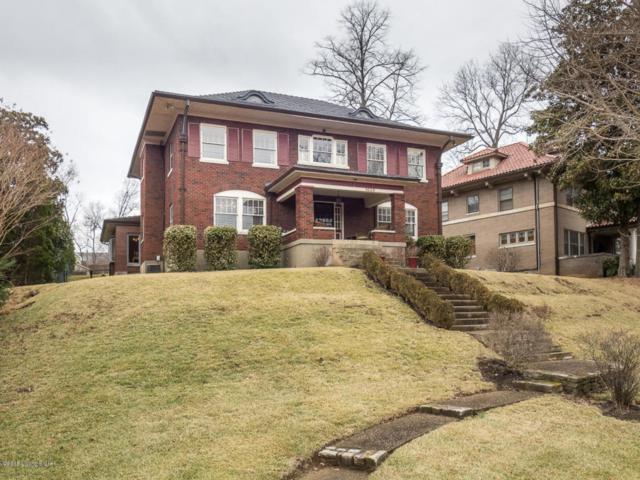 1626 Cherokee Rd, Louisville, KY 40205 (#1500333) :: The Elizabeth Monarch Group