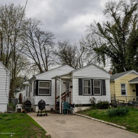 206 N 39th St, Louisville, KY 40212 (#1500786) :: Team Panella