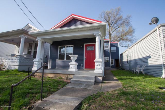 1112 Ash, Louisville, KY 40217 (#1500989) :: The Elizabeth Monarch Group