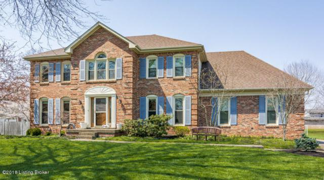 12807 Ridge Lock Ct, Prospect, KY 40059 (#1501115) :: Segrest Group