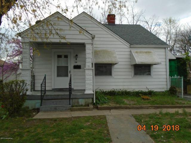 1318 Walter Ave, Louisville, KY 40215 (#1501479) :: The Sokoler-Medley Team