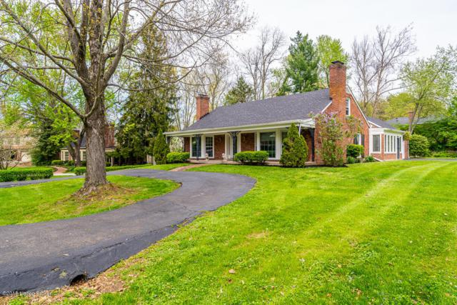 1901 Daleview Ln, Louisville, KY 40207 (#1501772) :: The Stiller Group