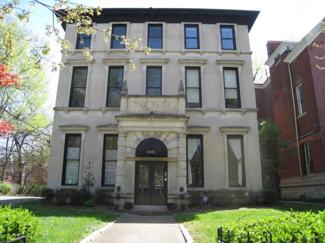 1345 S 4th St, Louisville, KY 40208 (#1502059) :: The Stiller Group