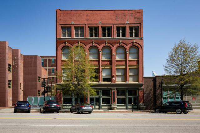 309 E Market St #402, Louisville, KY 40202 (#1502143) :: Keller Williams Louisville East