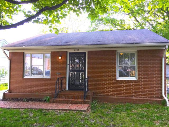 2503 Emil Ave, Louisville, KY 40217 (#1502739) :: Segrest Group