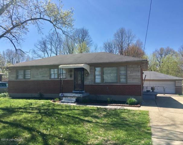 4306 Flintlock Dr, Louisville, KY 40216 (#1502821) :: The Stiller Group
