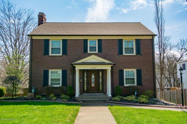 2545 Saratoga Dr, Louisville, KY 40205 (#1503182) :: The Elizabeth Monarch Group