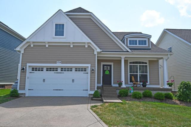 1704 Coral Ct, Prospect, KY 40059 (#1503659) :: The Stiller Group