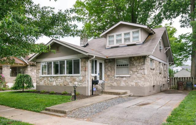 158 Wiltshire Ave, Louisville, KY 40207 (#1503810) :: The Elizabeth Monarch Group