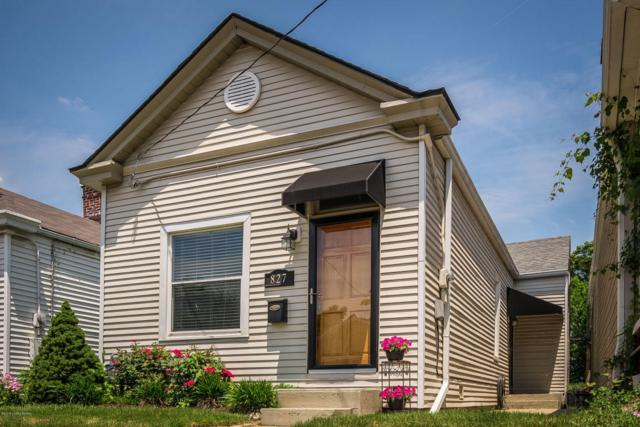 827 Mulberry St, Louisville, KY 40217 (#1503988) :: Segrest Group