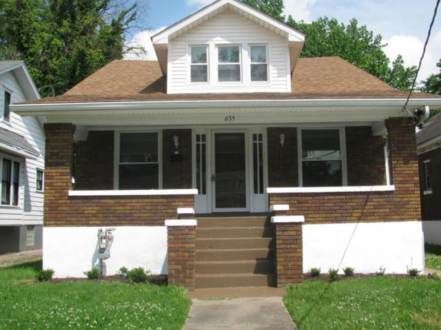 635 S 42nd St, Louisville, KY 40211 (#1504180) :: The Stiller Group