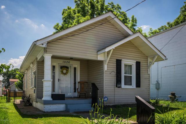 1026 Forrest St, Louisville, KY 40217 (#1504219) :: Segrest Group