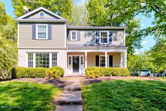 401 Trinity Hills Ln, Louisville, KY 40207 (#1504417) :: Team Panella