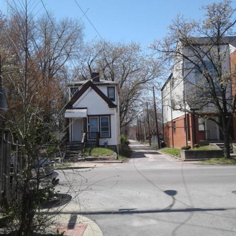 616 W Dr.W J Hodge St, Louisville, KY 40203 (#1504507) :: Segrest Group