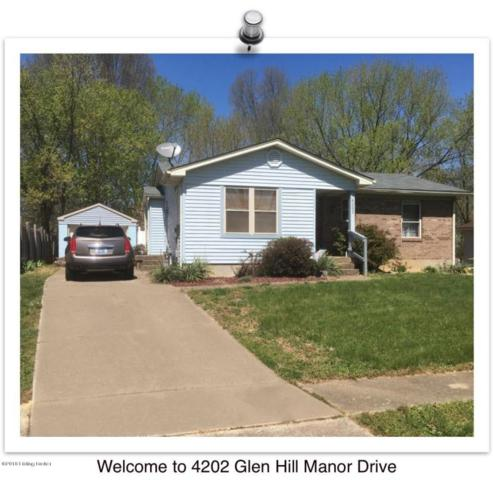 4202 Glen Hill Manor Dr, Louisville, KY 40272 (#1505751) :: The Sokoler-Medley Team