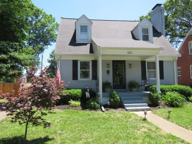 221 Brown Ave, Louisville, KY 40207 (#1506058) :: The Sokoler-Medley Team