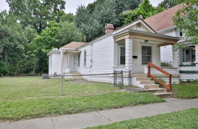 209 W Kenton St, Louisville, KY 40214 (#1506231) :: The Stiller Group