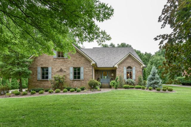 1607 Tall Oaks Dr, Jeffersonville, IN 47130 (#1506356) :: The Sokoler-Medley Team