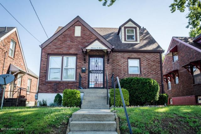 1103 Delor Ave, Louisville, KY 40217 (#1506368) :: The Stiller Group