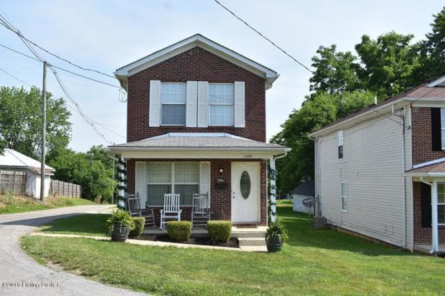1209 High St, Shelbyville, KY 40065 (#1506470) :: The Stiller Group