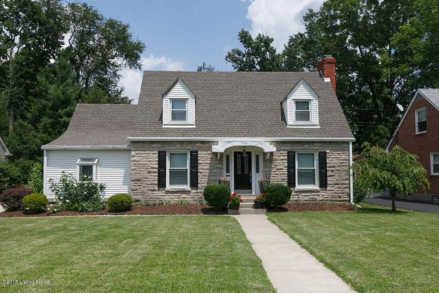 413 Breckenridge Ln, Louisville, KY 40207 (#1506590) :: Segrest Group