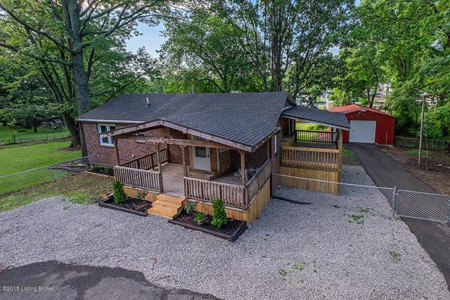 551 N Lakeview Dr, Louisville, KY 40229 (#1507004) :: The Sokoler-Medley Team