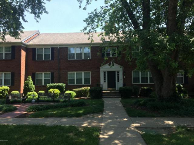 1609 Ellwood Ave G4, Louisville, KY 40204 (#1507534) :: Segrest Group