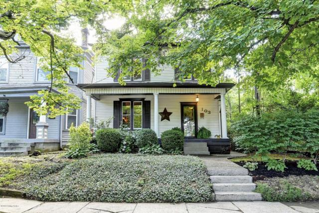 103 Waverly Ct, Louisville, KY 40204 (#1507590) :: The Stiller Group