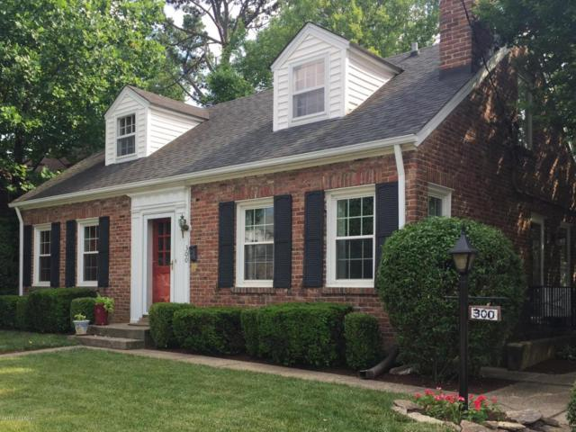 300 Fairlawn Rd, Louisville, KY 40207 (#1509229) :: At Home In Louisville Real Estate Group