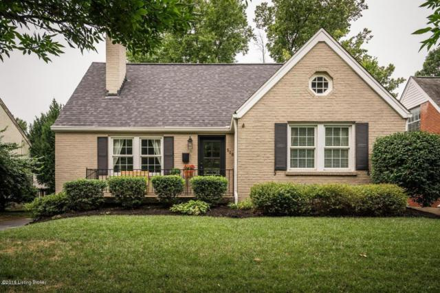 518 Fairlawn Rd, Louisville, KY 40207 (#1509448) :: The Elizabeth Monarch Group