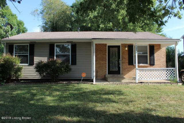 109 Prairie Dr, Shepherdsville, KY 40165 (#1509473) :: Segrest Group