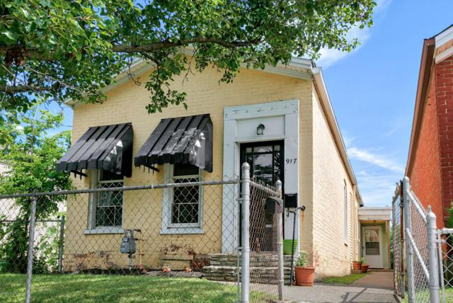 917 Mulberry St, Louisville, KY 40217 (#1509511) :: The Elizabeth Monarch Group