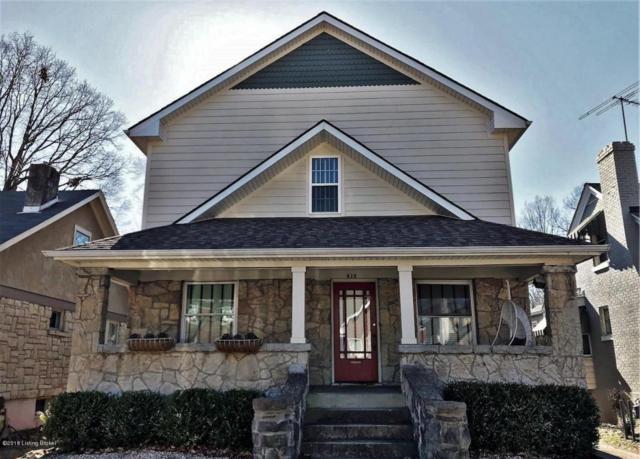 418 Wallace Ave, Louisville, KY 40207 (#1509617) :: The Elizabeth Monarch Group