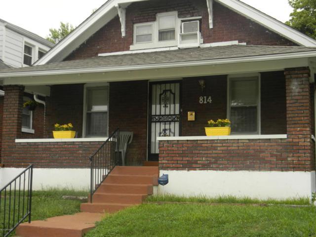 814 S 31ST St, Louisville, KY 40211 (#1509677) :: Segrest Group