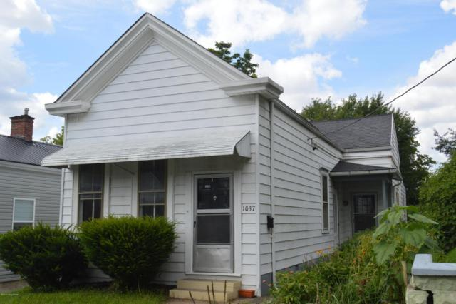 1037 E Saint Catherine St, Louisville, KY 40204 (#1510302) :: At Home In Louisville Real Estate Group