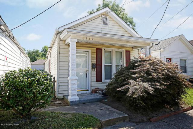 2139 Bradley Ave, Louisville, KY 40217 (#1510340) :: The Sokoler-Medley Team