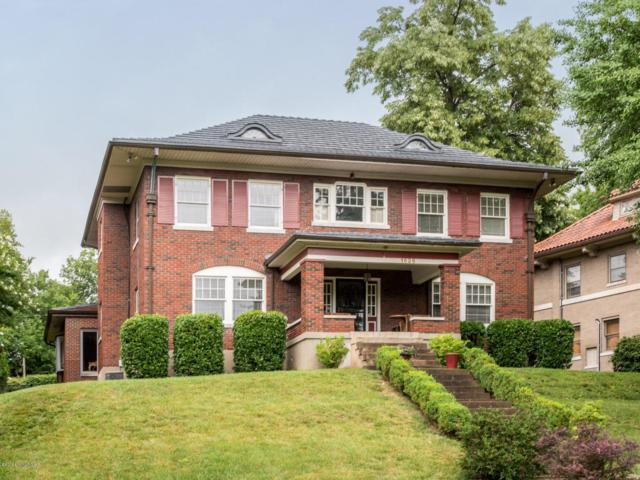 1626 Cherokee Rd, Louisville, KY 40205 (#1510452) :: The Sokoler-Medley Team