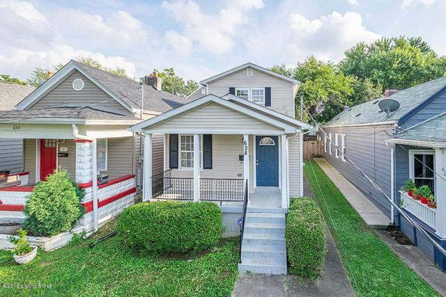 628 E Burnett Ave, Louisville, KY 40217 (#1511304) :: Team Panella