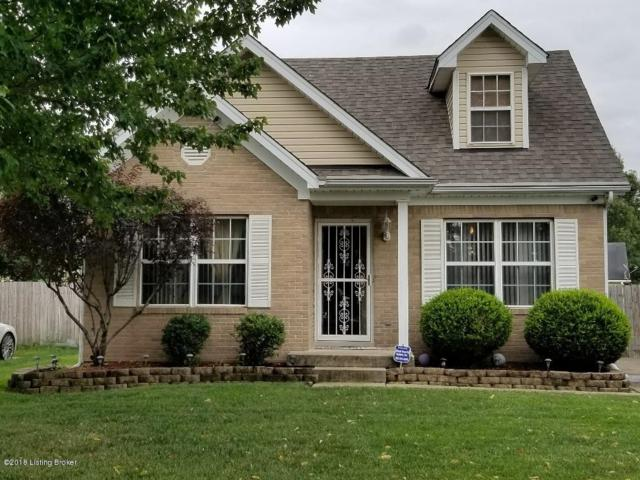8805 Greenfield Park Rd, Louisville, KY 40258 (#1512067) :: The Sokoler-Medley Team