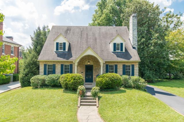 570 Sunnyside Dr, Louisville, KY 40206 (#1512307) :: The Elizabeth Monarch Group